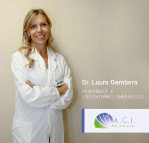 Dott.ssa Laura Gambera